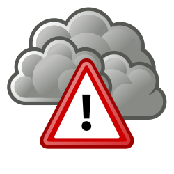 Severe weather growler is a weather alert monitoring service for growl